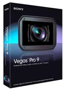 Сони Вегас Студио 9 c и Sony Vegas Movie Studio HD v9.0c + Crack + Плагины.